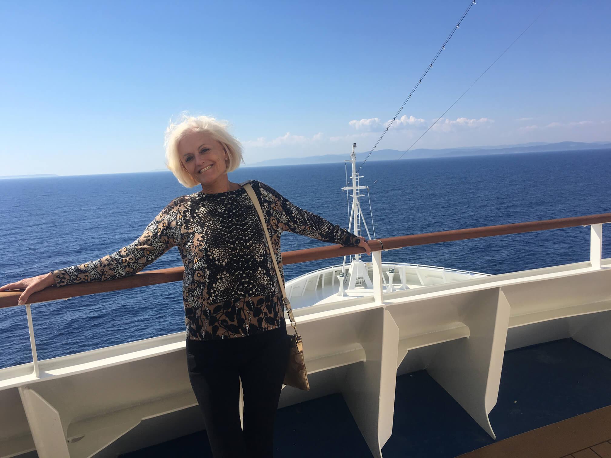 elizabeth-crucero-silvermuse-milan-barcelona